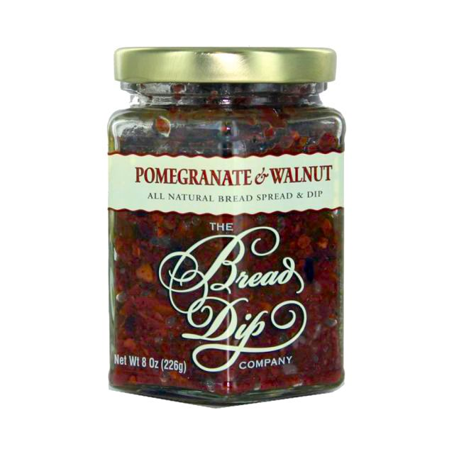 Bread Dip & Spread - Pomegranate & Walnut - 8 oz