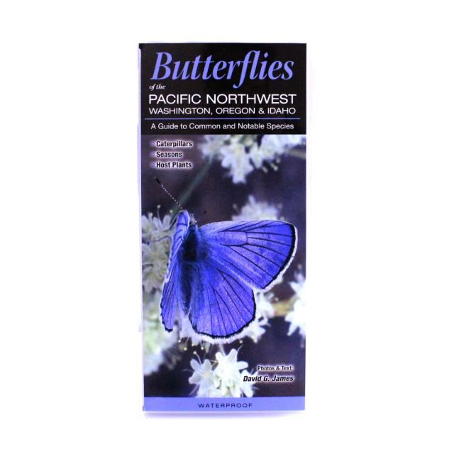 Butterflies of the Pacific Northwest, A Guide to Common and Notable Species - by David G. James