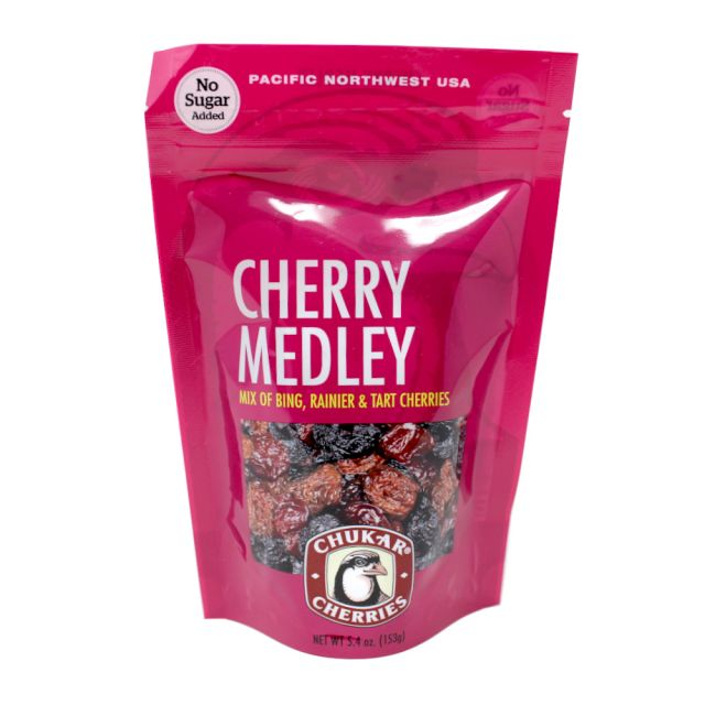 Chukar Cherries - Dried Cherry Medley - 5.4oz