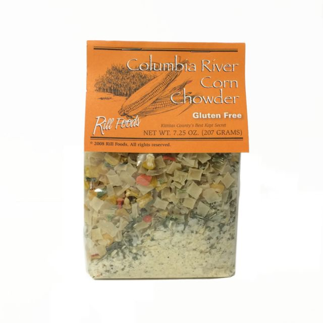 Corn Chowder - Rill Foods - 7.25 oz