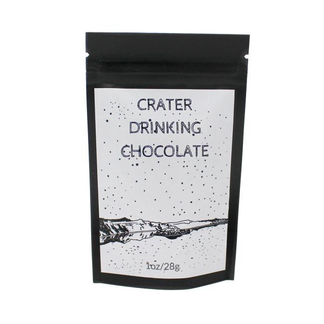 Crater Drinking Chocolate - 1oz