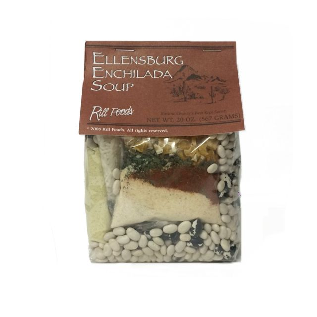 Enchilada Soup - Rill Foods - 20 oz