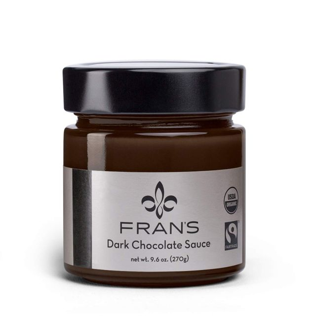 Fran's - Dark Chocolate Sauce - 9.6 oz