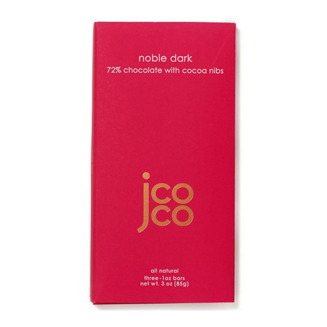 Jcoco Chocolates - Noble Dark - 3oz