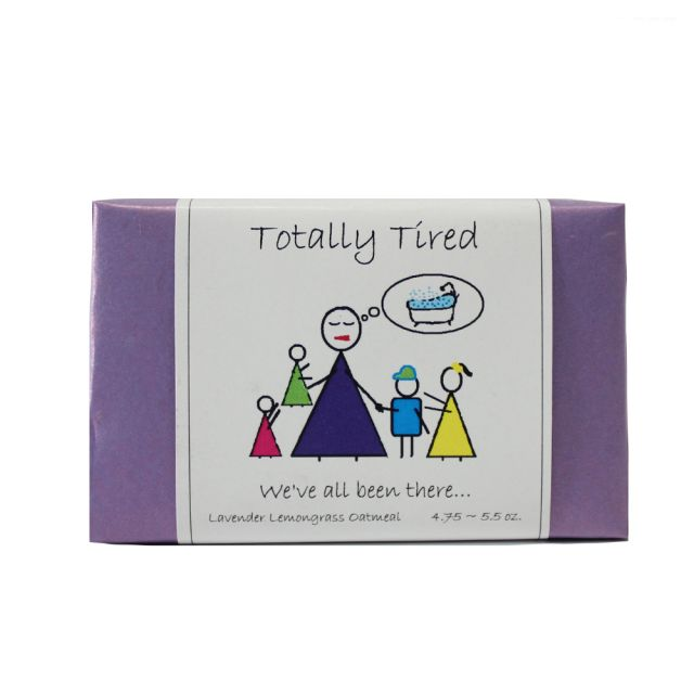 Jenteal Soaps - Totally Tired - 4.5oz