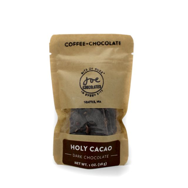 Joe's Holy Cacao Chocolate + Coffee Bark - 1 oz