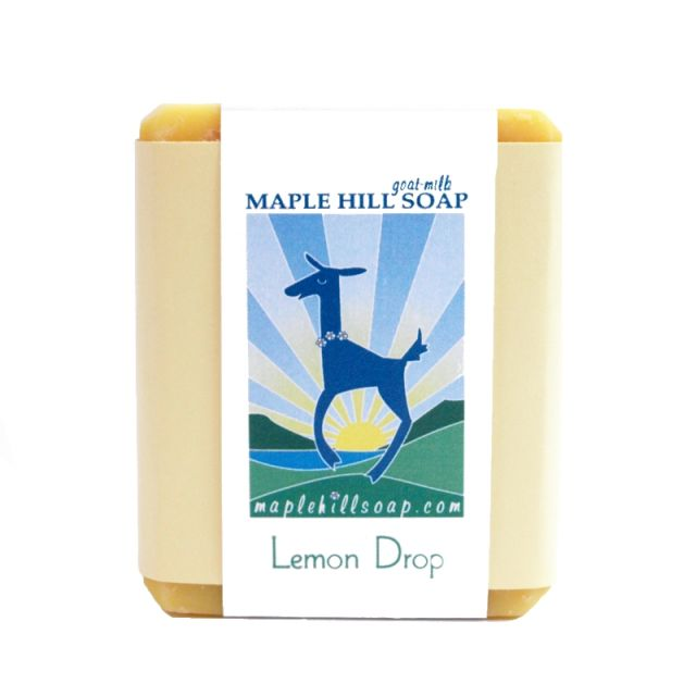 Lemon Drop - Maple Hill Soap - 5oz