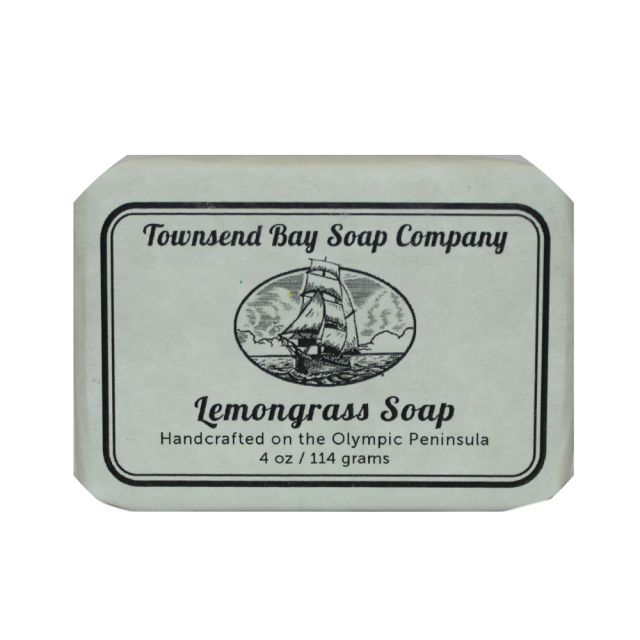 Lemongrass - Townsend Bay Soap Company - 4oz