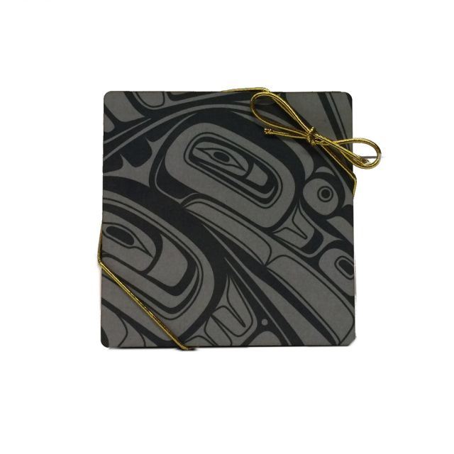 Native American - Pacific Spirit - Coaster Set of 4