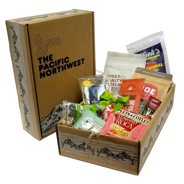 Northwest Care Package Gift Box