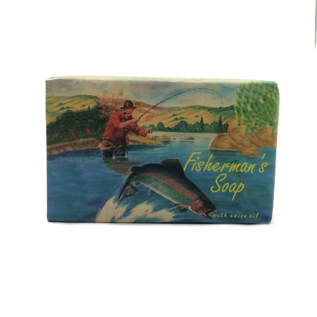 Pacific Northwest Fisherman's Soap - Hidden Valley Farm - 3.4 oz