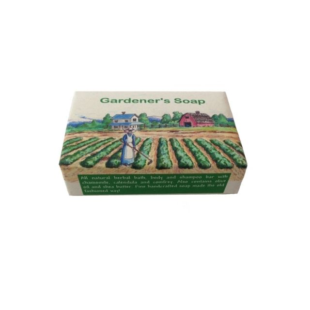 Pacific Northwest Gardener's Soap - Hidden Valley Farm - 3.4 oz
