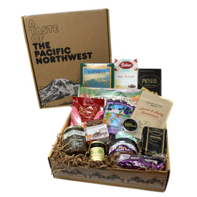 Pacific Northwest Gift Box -
