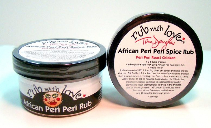 Rub With Love African Peri Peri Rub (3.5 oz)