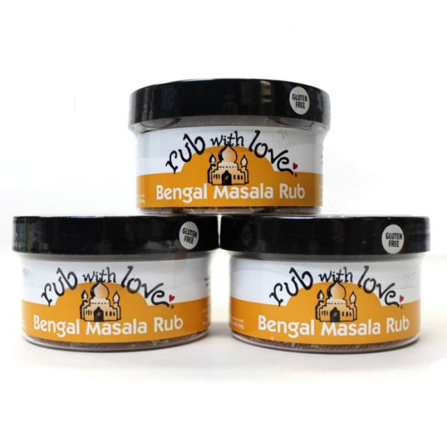 Rub With Love Bengal Masala Rub - Special Offer: 10% off 3 tubs