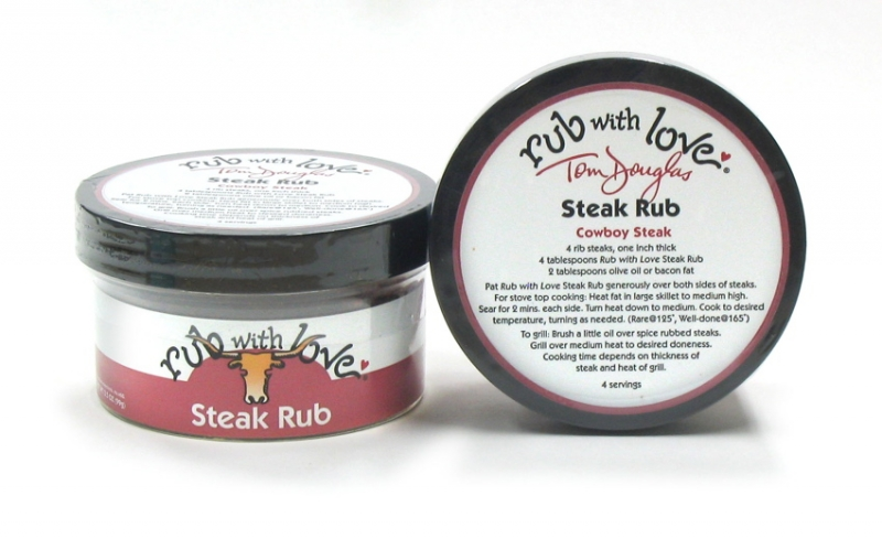 Rub With Love Steak Rub (3.5 oz)