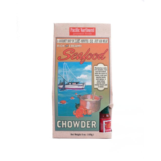 Seafood Chowder Mix - 6oz