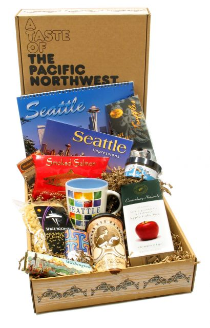 Seattle Food Gift Box