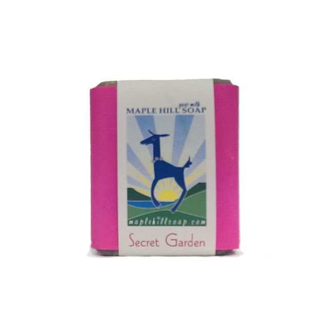 Secret Garden - Maple Hill Soap - 5oz