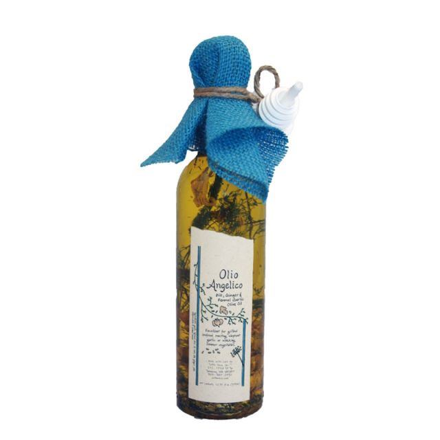 Sotto Voce Spiced Olive Oil - Angelico - 12.75oz
