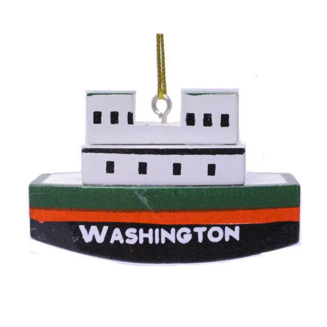 Washington Ferry Ornament
